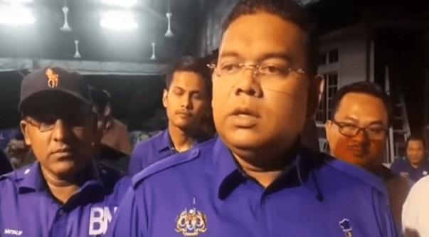 Lokman Adam Katakan Sesuatu Selepas Kekalahan Kepada PKR Di Sungai Kandis