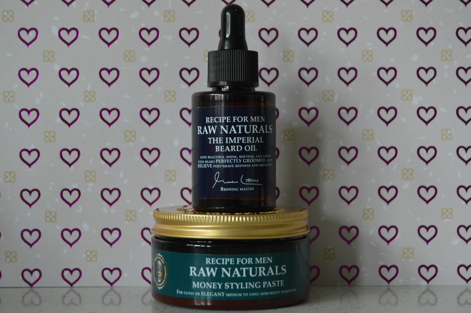 Raw Natural products