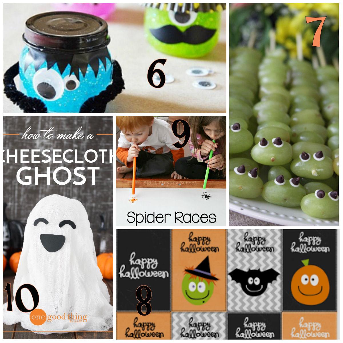 10 Paurosissime Idee Creative Per Halloween Per Bimbi Piccoli