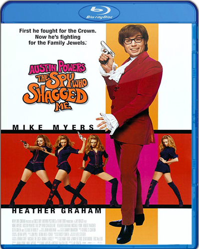 Austin Powers; The Spy Who Shagged Me [1999] [BD25] [Latino]