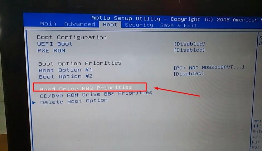 Cara Setting Bios Asus Booting Flashdisk Untuk Install Ulang