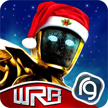Real Steel. World Robot Boxing (MOD, Money/Coins) Apk + Data Download