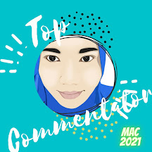 Top Commentator Blog Syazni Rahim Mac 2021