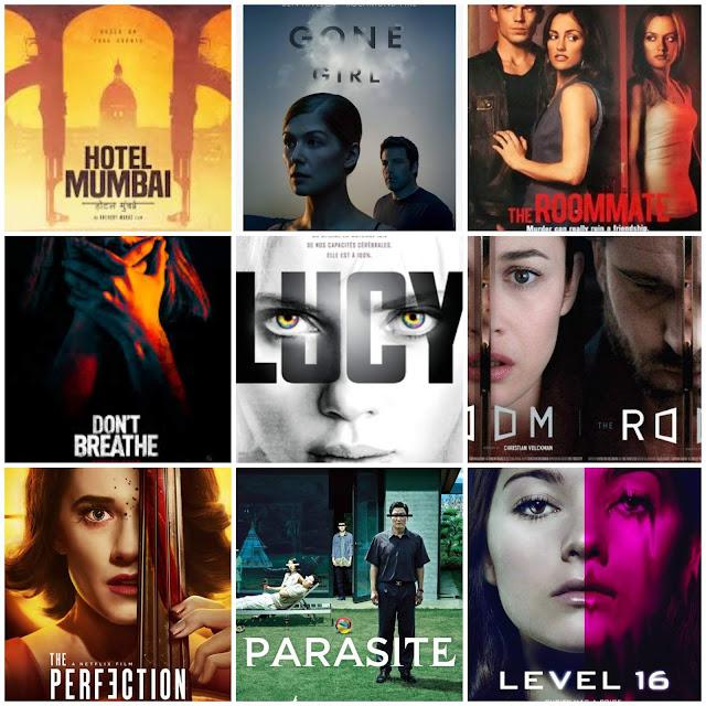 Rekomendasi 9 Film Thriller yang Memacu Adrenalin