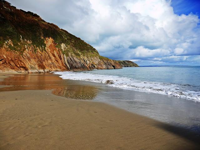 Little Perhaver Beach, Gorran Haven, Cornwall