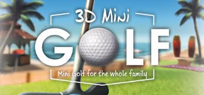 تحميل لعبة Mini Golf Game 3D كاملة للأندرويد (Paid)