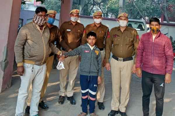 faridabad-police-find-out-missing-8-year-boy