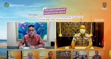 Semarang Komitmen Kembangkan Energi Listrik Dari Sampah