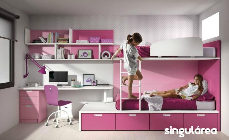 BLOG DORMITORIOS JUVENILES.COM: Tipos de cama para una habitación ...