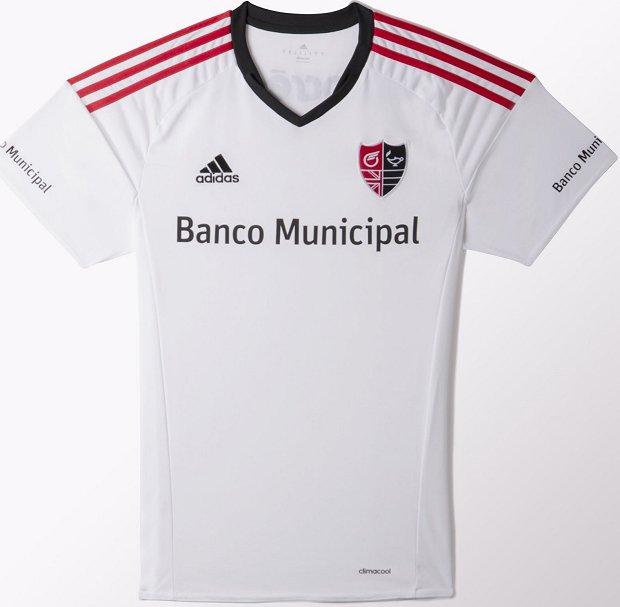 21977d52e4 Adidas divulga nova camisa reserva do Newell s Old Boys - Show de ...