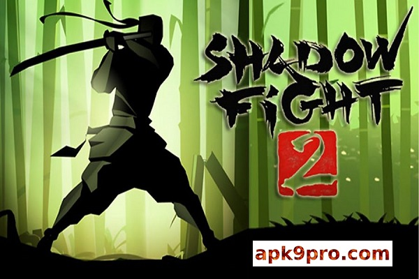 Shadow fight 2 2.2.2 Apk + MOD Offline Data (File size 141 MB) for android