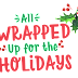 Surprise Release: All Wrapped Up For the Holidays