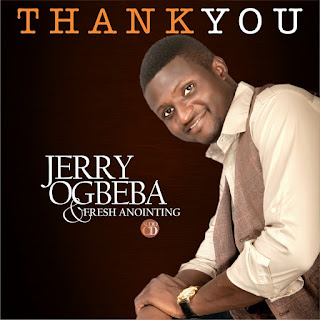 MUSIC: JERRY OGBEBA ft Estar- Holy Spirit Take Your Place
