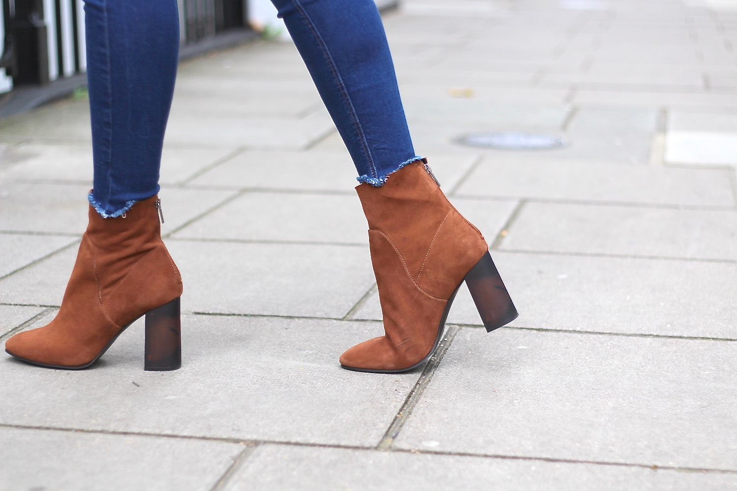 next suede tan ankle boots peexo