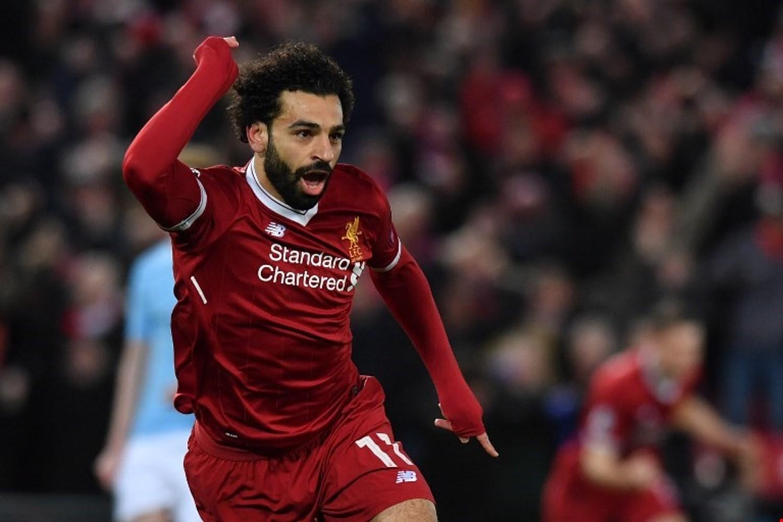 صلاح يواصل إنجازاته بعد التتويج مع ليفربول بلقب الدوري الإنجليزي الممتاز