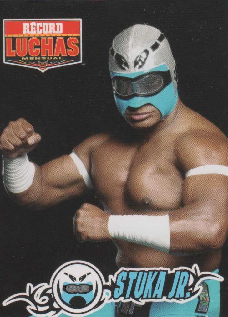 25 Récord Luchas Cards II 394d1cc6c9f