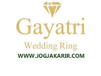 Lowongan Kerja Jogja Sosmed Specialist dan Deal Maker di Gayatri Wedding Ring