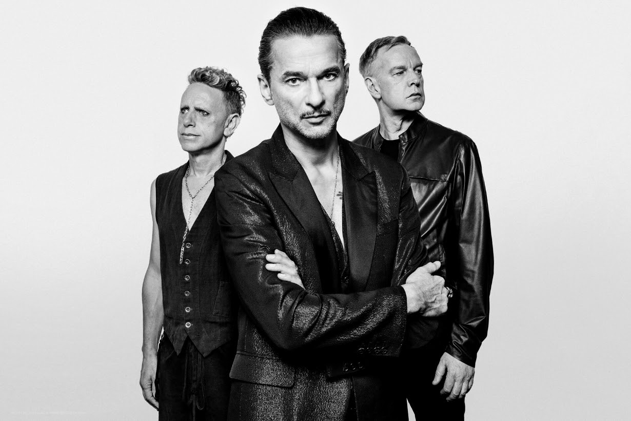 DM, by Alex Lake ft Depeche Mode (Martin Gore, Dave Gahan and Andy Fletcher)