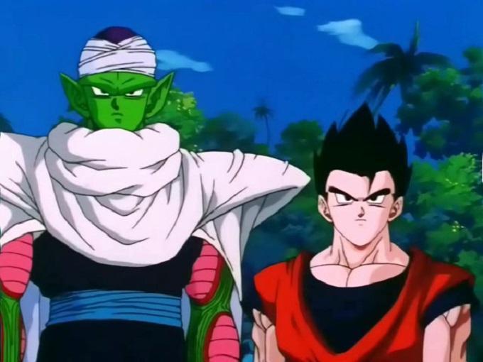 Piccolo dan Gohan