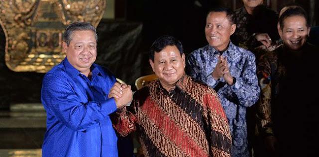 Prabowo Dan SBY Segera Bertemu