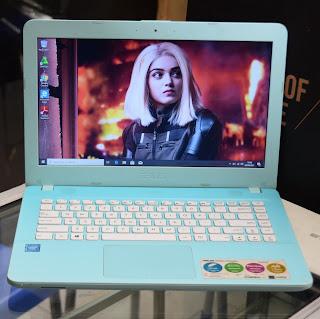 Jual Laptop ASUS X441N ( Proc. N3350 ) Lengkap