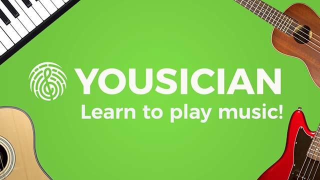 Yousician - Aplikasi Alat Musik Terbaik Untuk Smartphone Android