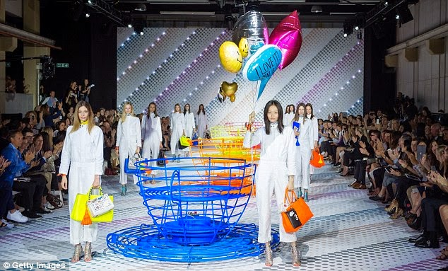 #LFW: Anya Hindmarch Spring/Summer 15 Bags Report