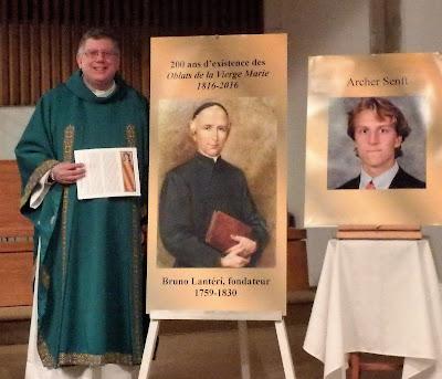Résultats de recherche d'images pour «Oblats de la Vierge Marie 200 ans»
