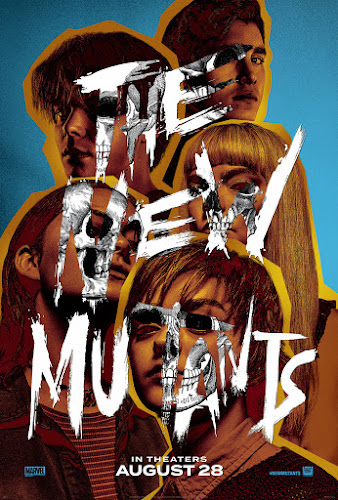 The New Mutants (BRRip 720p Dual Latino / Ingles) (2020)