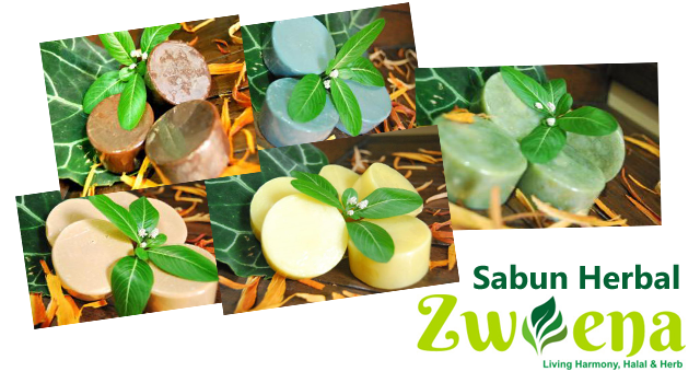 sabun herbal zweena soap