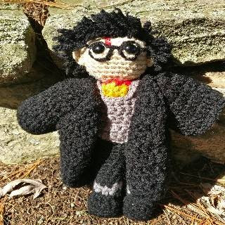PATRON HARRY AMIGURUMI 27833