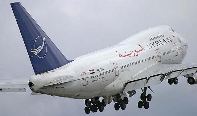 النقل: 15 طلباً لتأسيس شركات طيران خاصة في سورية