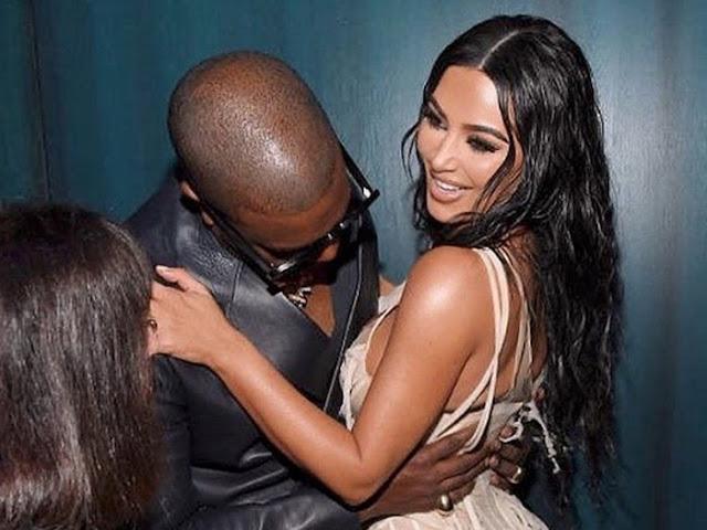 Tersiksa, Kim Kardashian Yakin Ceraikan Kanye West