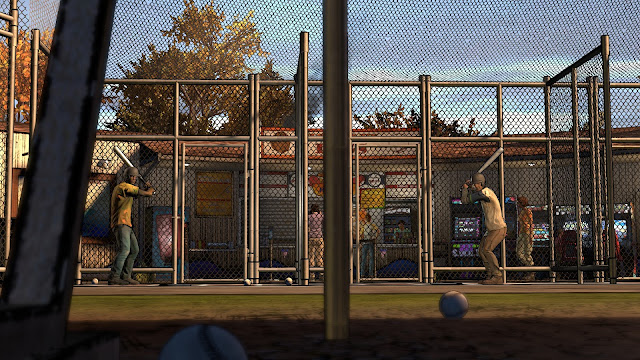 Screenshot from The Walking Dead: A New Frontier