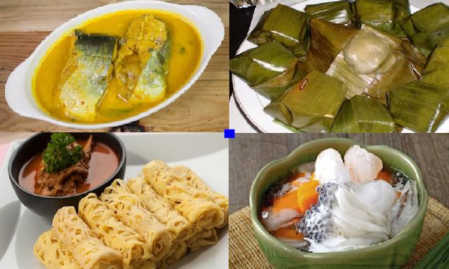 Ciri utama dalam masakan Melayu adalah penggunaan rempah-rempah yang cukup banyak.