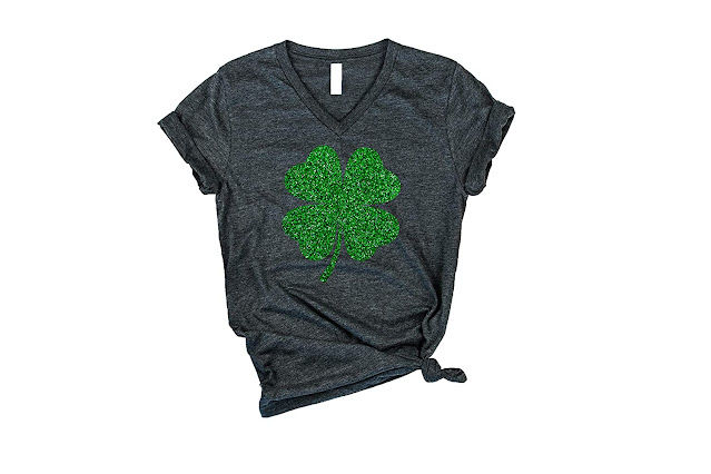 Women's Shamrock Shirt