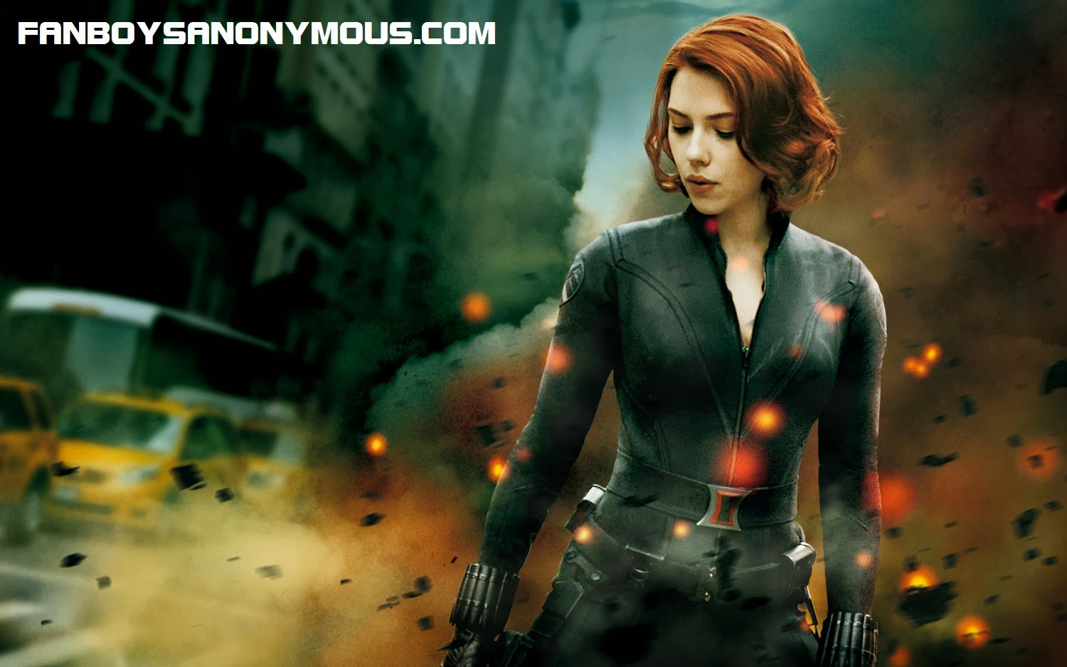 Avengers Black Widow spy endorses anti-Palestine drinks SodaStream