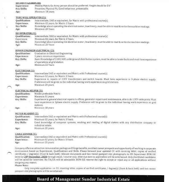 Sundar Industrial Estate Jobs 2020 - valuejobsdaily.com