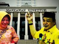 Gagal Menuju Senayan Istri Bupati Pangkep Gugat Supriansyah Rekan Separtainya Ke MK