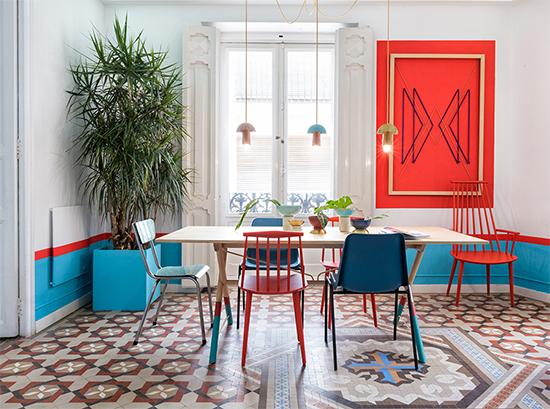 parede colorida, parede pintada, pintar parede, decorar parede, a casa eh sua, acasaehsua, decor, decoração, home decor