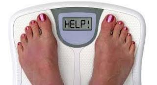 لماذا وزني يزداد