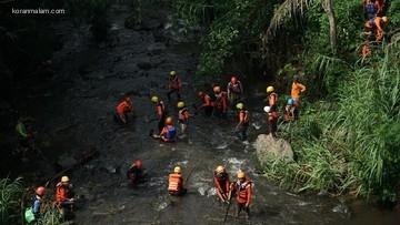 BPBD: Seluruh Korban Susur Sungai Sempor Ditemukan