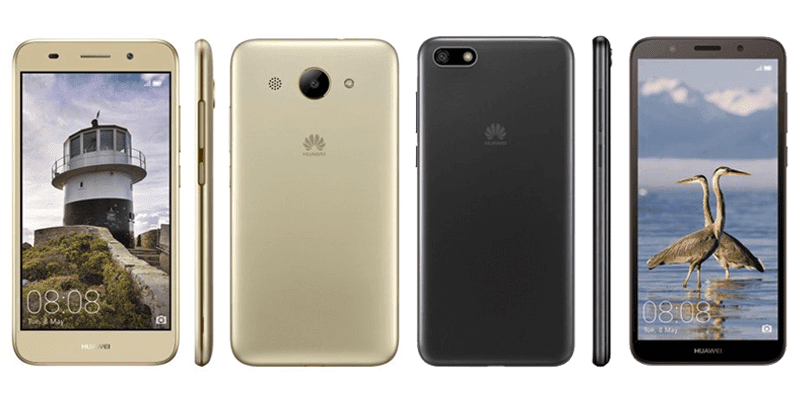 Huawei to launch Y3 2018 and Y5 Prime 2018 soon?
