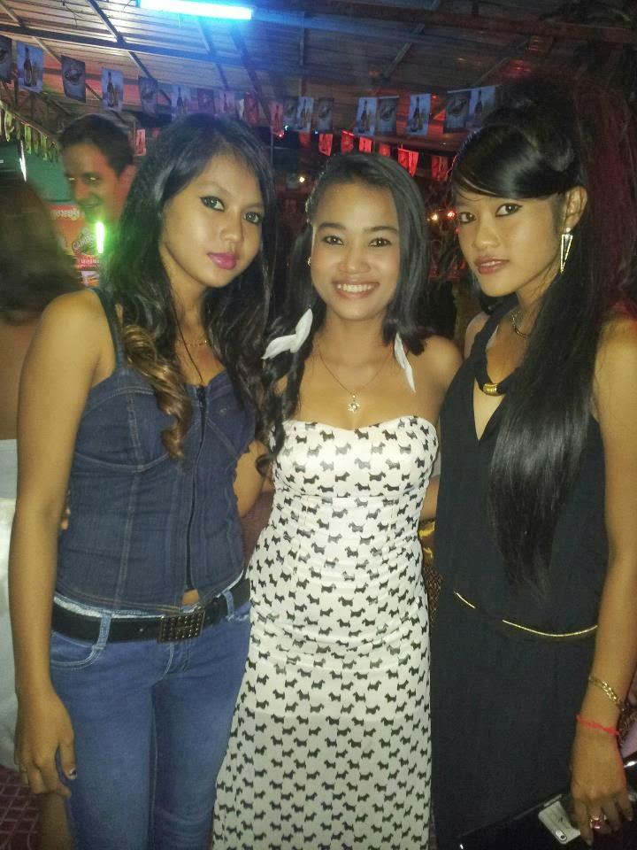 Sihanoukville girls