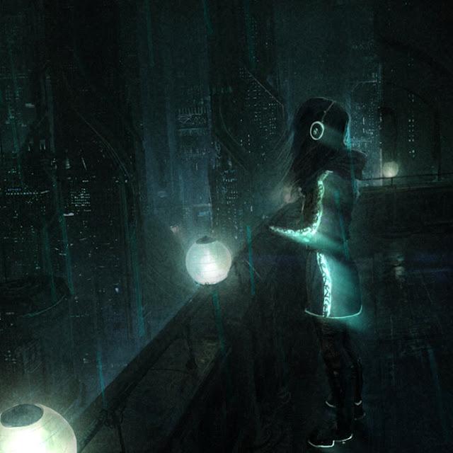 Neon City Nights Wallpaper Engine