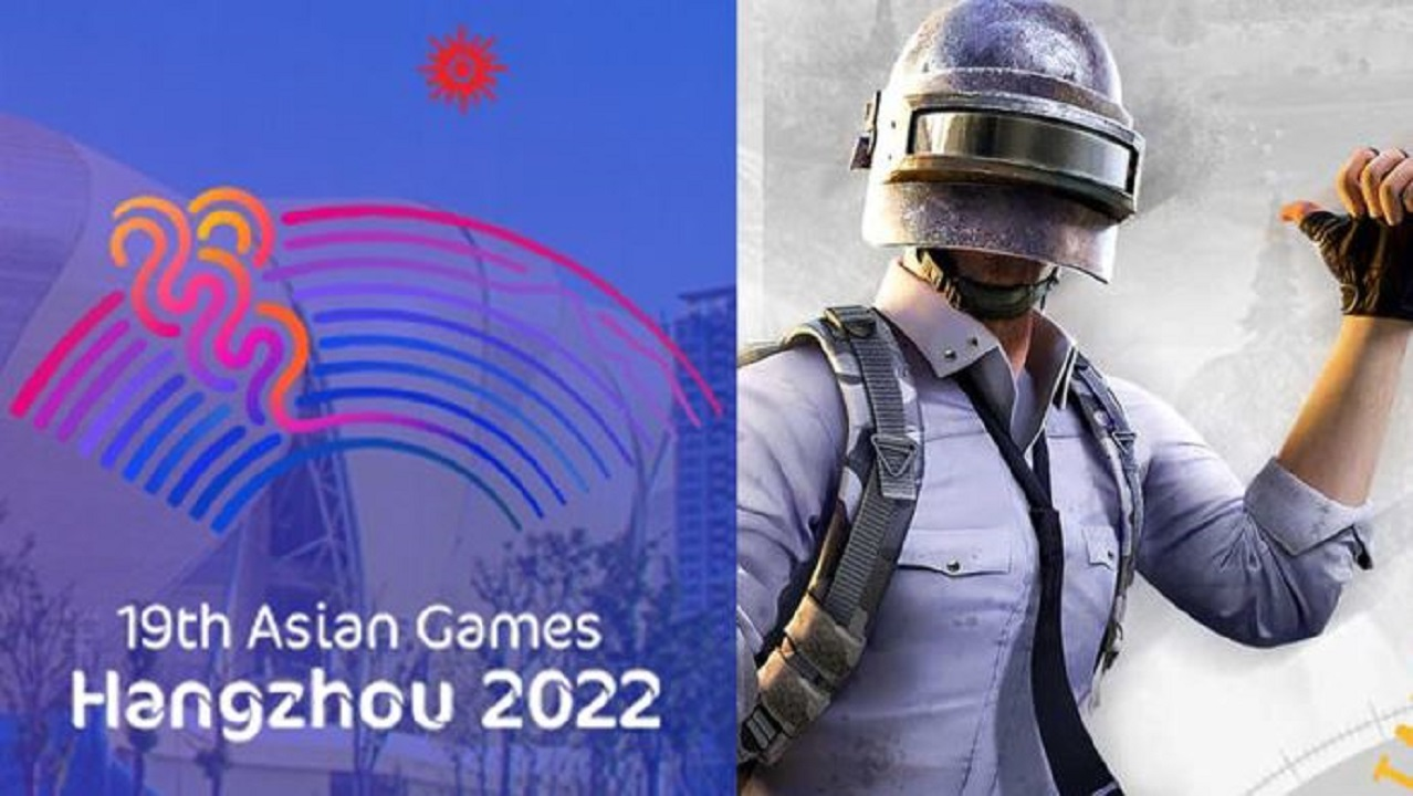 PUBG Mobile Include in Asian Games 2022 as an Esports Title