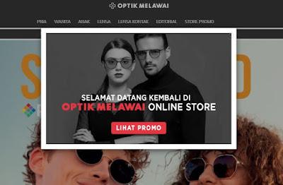 daftar alamat toko optik melawai kota Surabaya