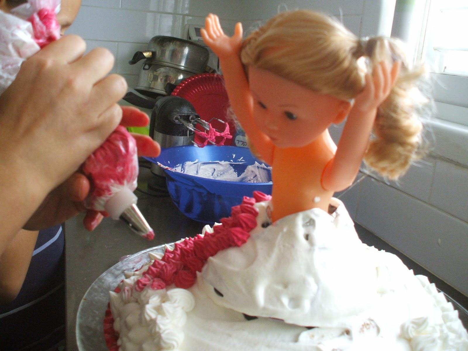 DSCF3076 - עוגת נסיכה