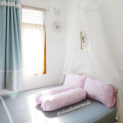 Desain kamar tidur ukuran kecil
