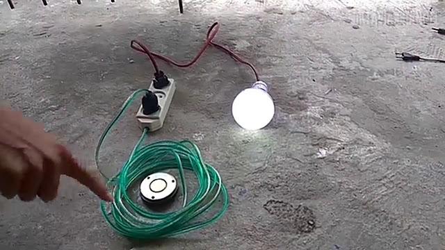 Cara Membuat Listrik dari Magnet Speaker